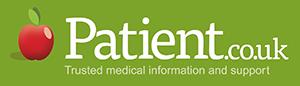 Patient.co.uk logo
