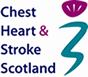 Chest Heart and Stroke Scotland Logo